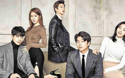 Are K-Dramas the next Big Thing?