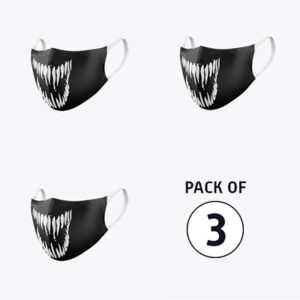 Pack Of Three: Venom