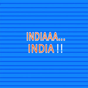 India Indiaa!