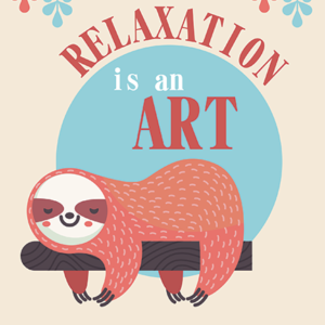 Relaxation is an Art