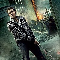 The Second Wizarding War from Neville's perspective