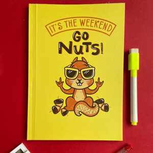 It's The Weekend - Notebook